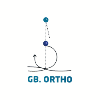 logo GB ORTHO circle