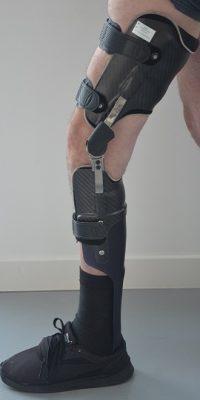 orthèse jambe